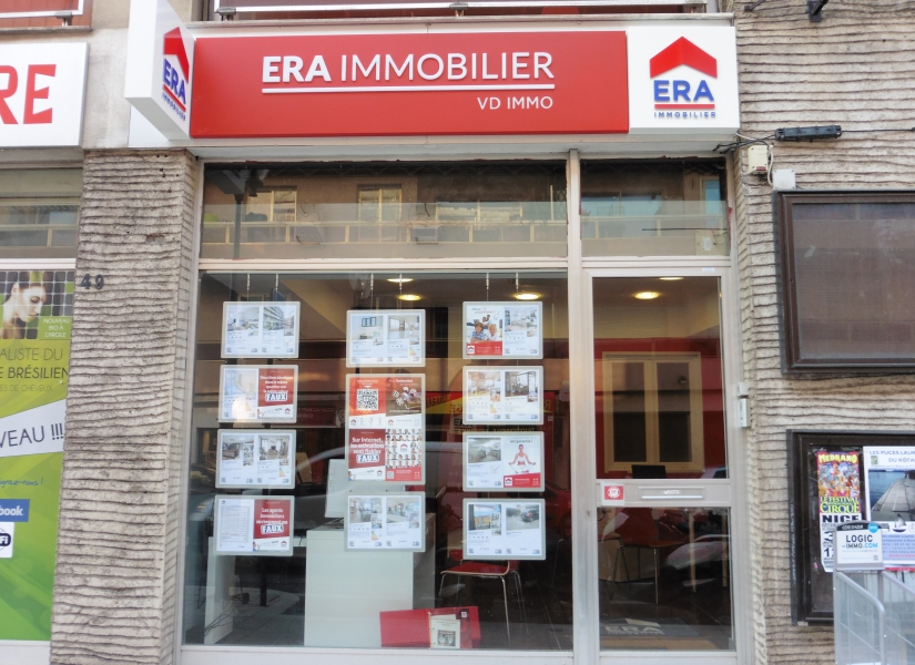 ERA VD IMMOBILIER - SAINT LAURENT DU VAR